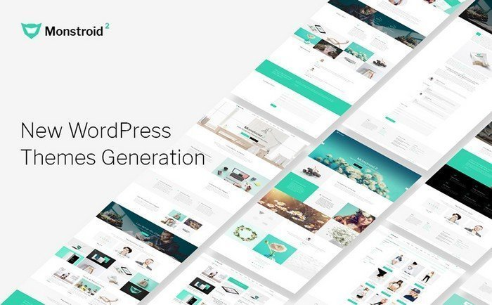 Top 10 Best-Selling WordPress Themes of the past 2016 Worth Your Attention