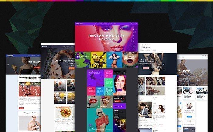 Amazing Bundle of GPL WordPress Themes