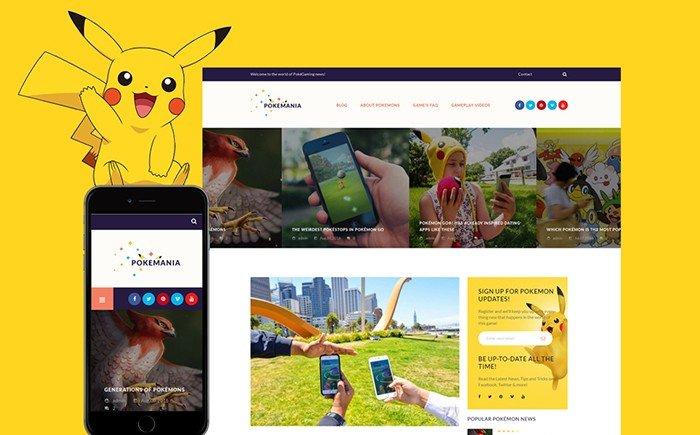 10 Best Gaming WordPress Themes 2017