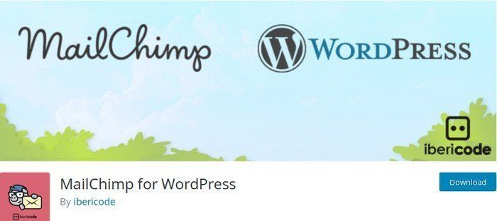 MailChimp for WordPress helps you add more subscribers to your MailChimp lists using various methods.