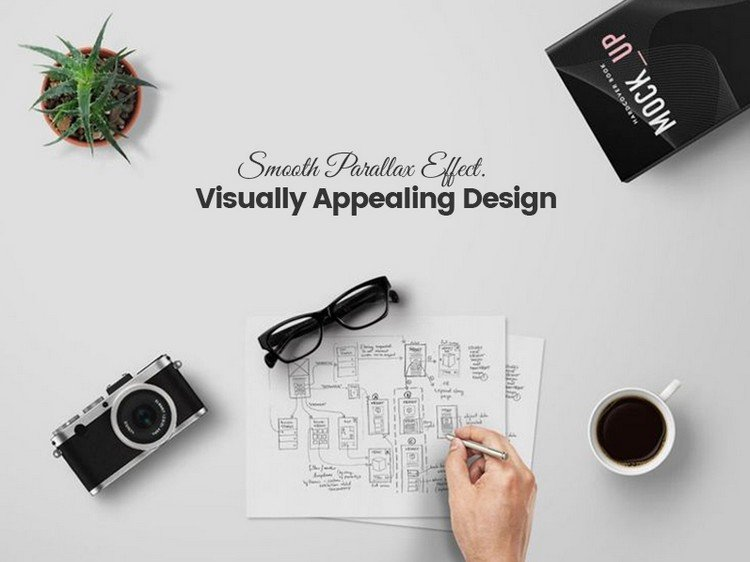 Visually Appealing Parallax Design
