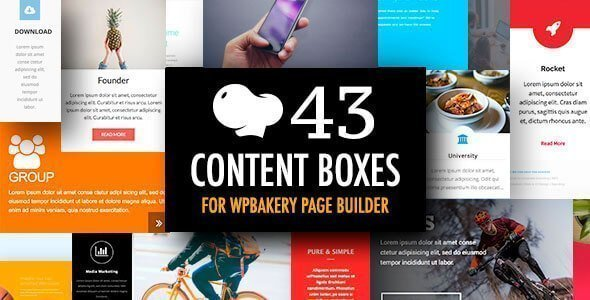 This plugin is the addon for WPBakery Page Builder (Visual Composer)