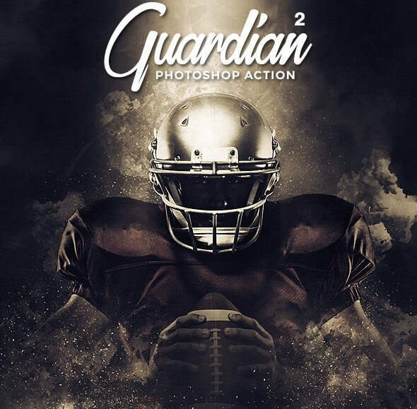 Guardian II Photoshop Action