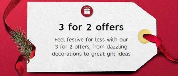 Make Use of 3 for 2 Offers to Engage More Customers