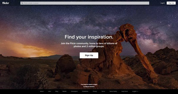 Flickr have approximately 43 million free images.
