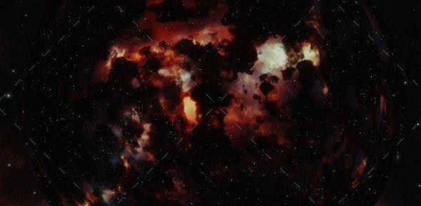 Nebula Space Environment is a high-resolution environment map you can download for free.
