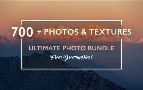 Photo Bundle - Photographs as Website Background Images