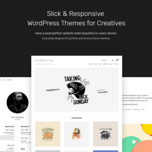 Northeme offers both free and premium WordPress themes