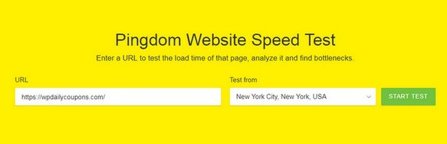 Improving Speed - Monitoring Website Loading Speed.
