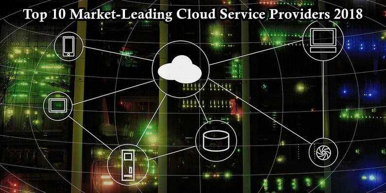 Market-Leading Cloud Service Providers