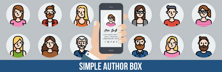 Simple Author Box is a free WordPress plugin from Macho Themes.
