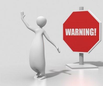 7 Warning Signs