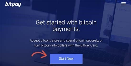 How to getting started with BitPay.
