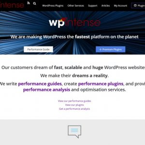 WP Intense WordPress Plugins