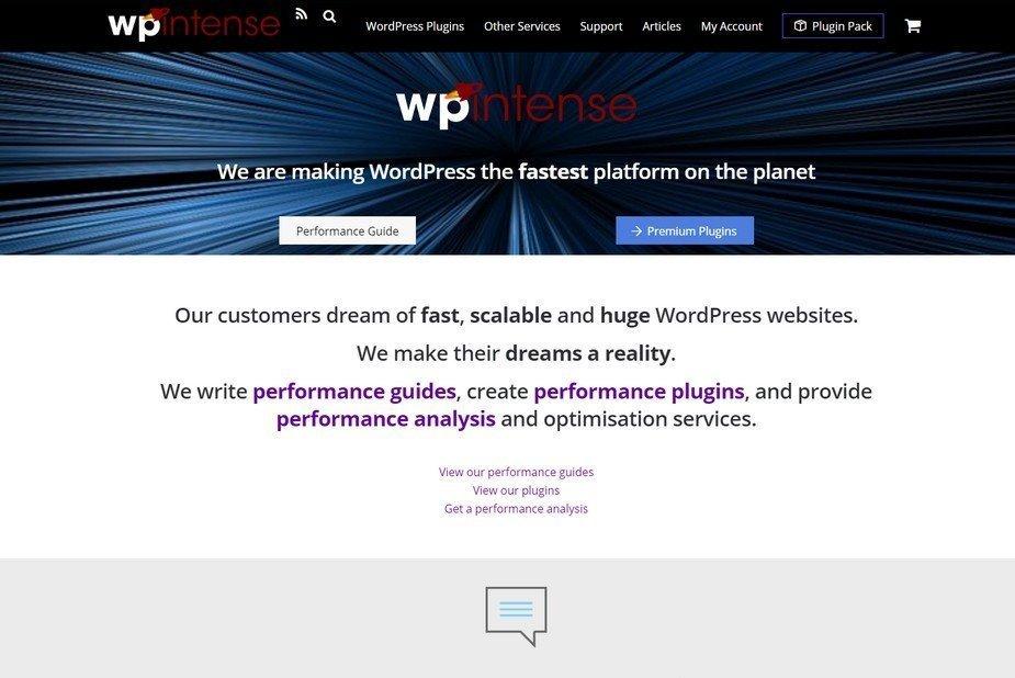 WP Intense WordPress Plugins