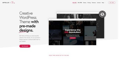 Apollo13 Themes WordPress Themes