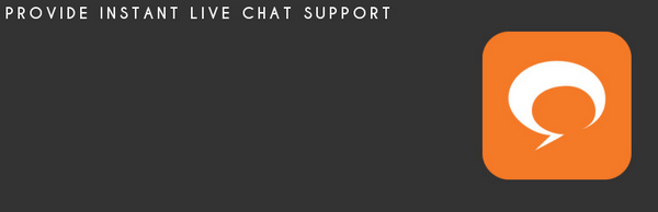 WP Live Chat Support is a live chat WordPress plugin.