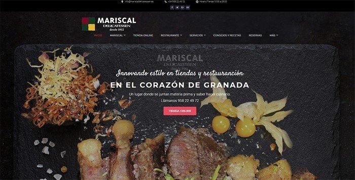 Mariscal Delicatessen Restaurant.