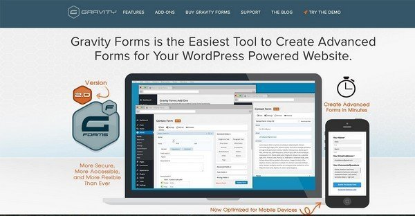 Gravity Forms is a perfect WordPress plugin for for visitors to sign-up for a newsletter.