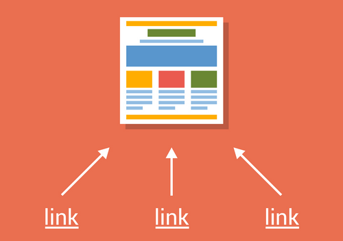 Include a referral link leading them to your website