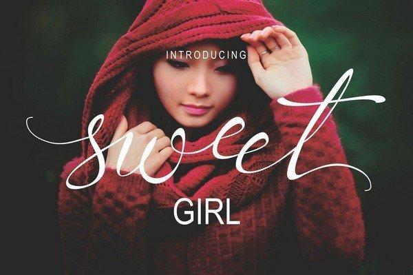 AMStudios include Sweet Girl.