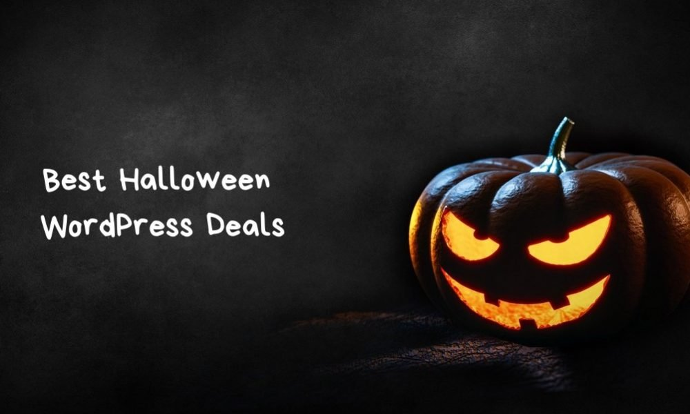 Best Halloween WordPress Deals, Discounts & Coupons 2019