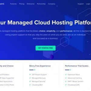 Cloudways - Managed WordPress Hosting Platform