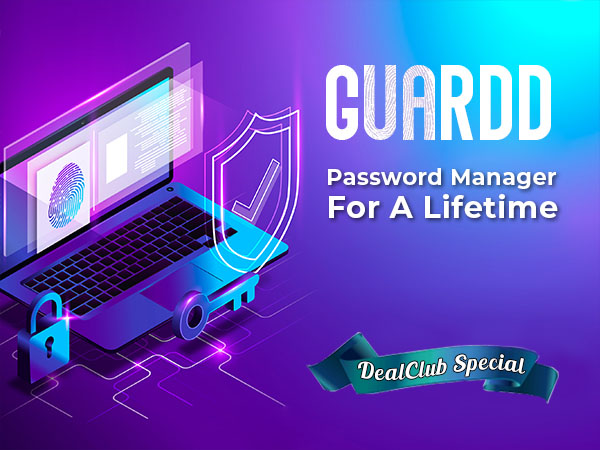 Build a Successful Website - With GUARDD password manager, you can protect everything necessary.
