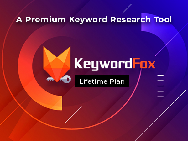 KeywordFox is a SEO tool that can help you find relevant keywords.