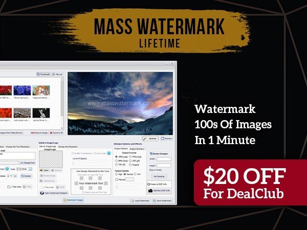 Build a Successful Website - With Mass Watermark, you can easily watermark 100+ images in minutes.