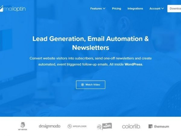 MailOptin Lead Generation WordPress Plugin.