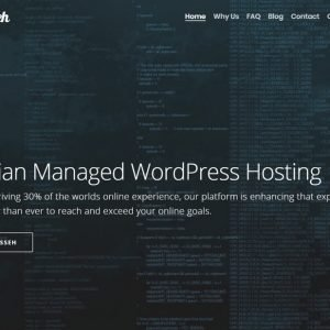 WerdPresseh Managed WordPress Hosting