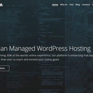 WerdPresseh Managed WordPress Hosting