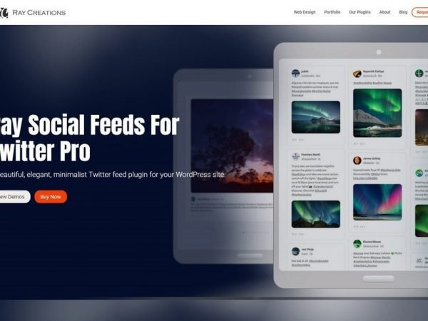 Ray Social Feeds For Twitter - Pro