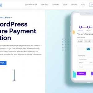 WP Easy Pay Payment WordPress Plugin.