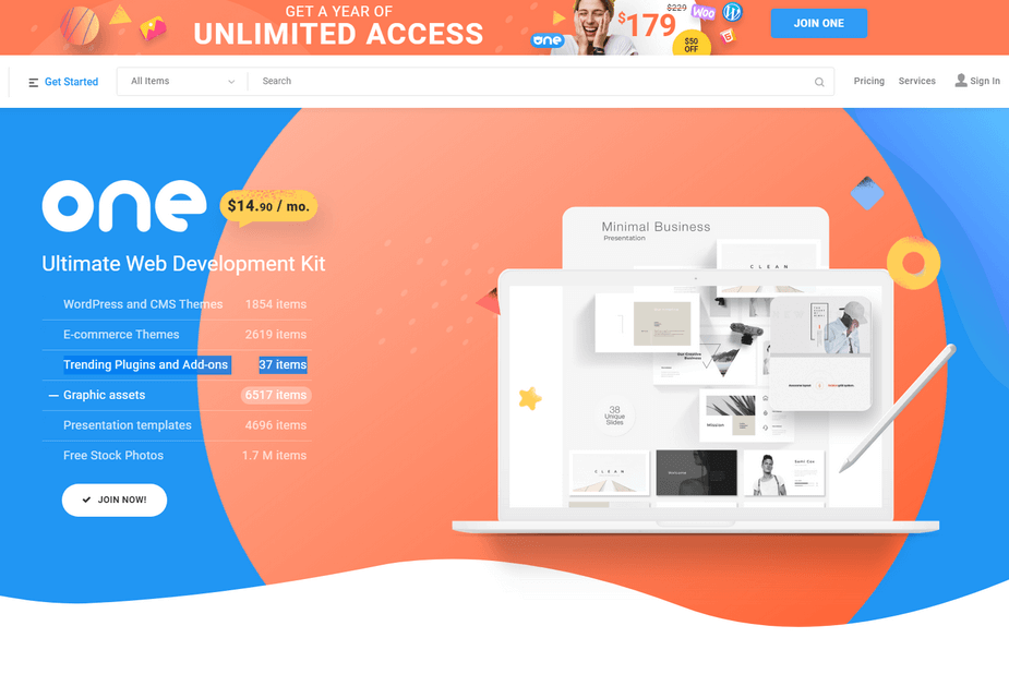 ONE - The Ultimate Web Development Kit
