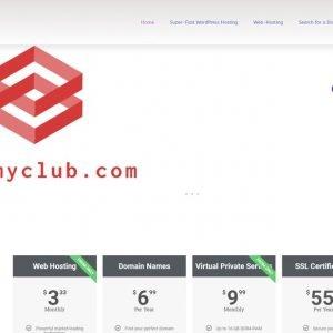 HostmyClub.com