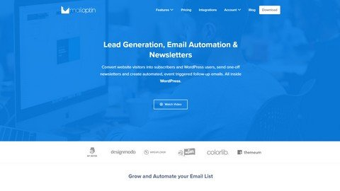 MailOptin Lead Generation WordPress Plugin