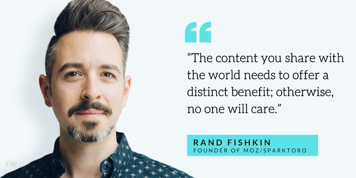 Good content marketing builds your brand.