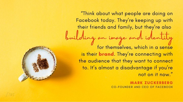 Social media branding is the process of managing your brand's profile.