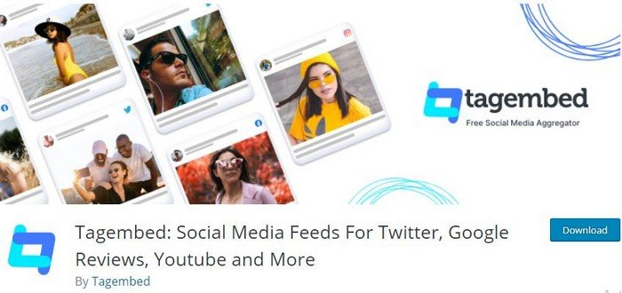 Twitter Feed WordPress Plugin is a great tool that helps you to collect content from Twitter.