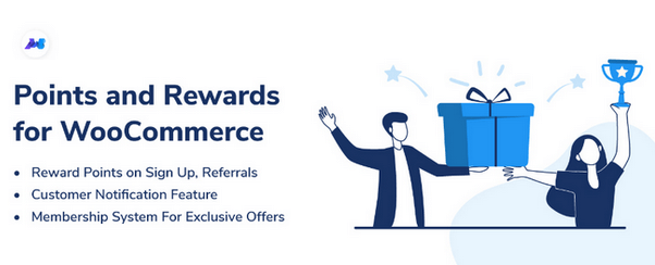 The plugin Points And Rewards For WooCommerce can help merchants create a points-based loyalty program to reward customers.