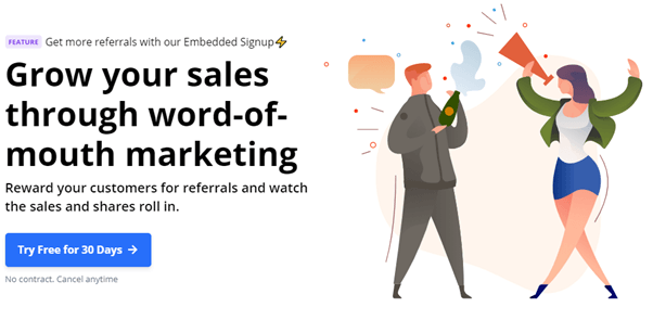 Referral Candy is a WooCommerce plugin to help you run a dynamic Referral program in your store.