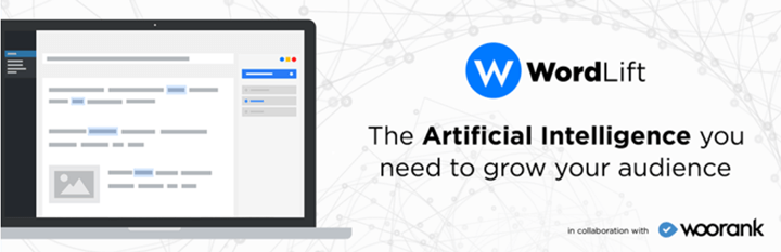 WordLift is an all-powered plugin that provides top-notch semantic technologies to web publishers and bloggers.