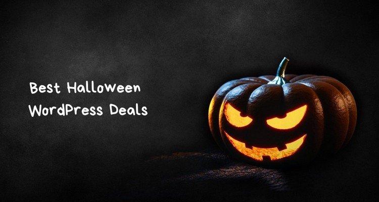Best Halloween WordPress Deals, Discounts & Coupons